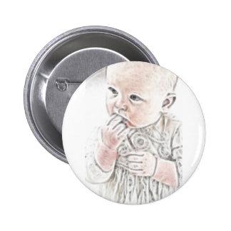 YouMa Baby 2 Pinback Buttons