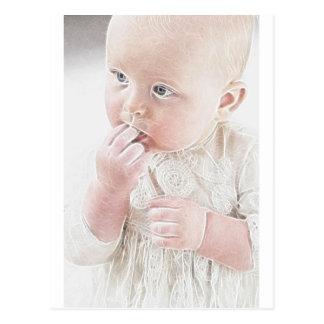 YouMa Baby 3 Postcard