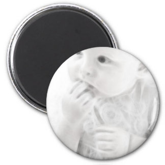 YouMa Baby 6 2 Inch Round Magnet