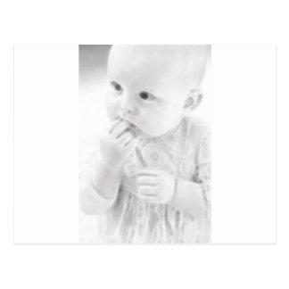 YouMa Baby 6 Postcard