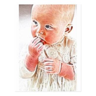 YouMa Baby 7 Postcard