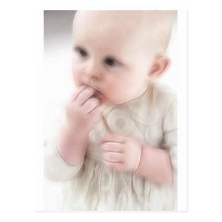 YouMa Baby 9 Postcard
