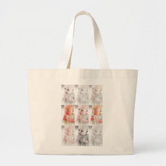 YouMa Baby Montage 1 Canvas Bags