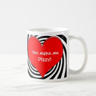 YouMakeMeDizzy Mug
