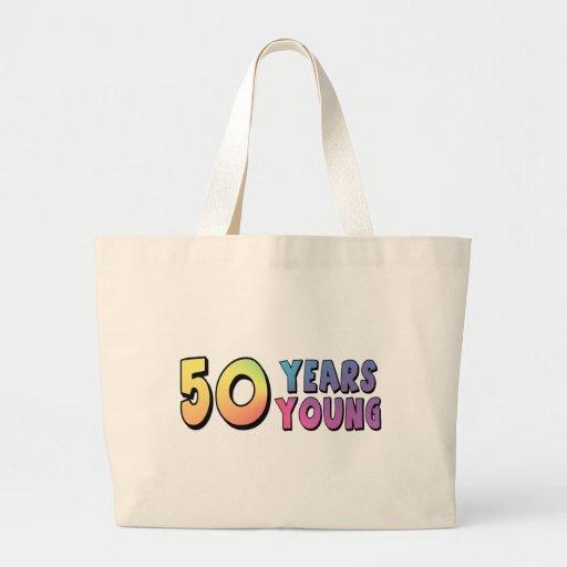 Young 50th Birthday Bag