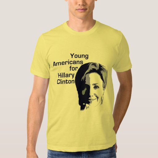 Young Americans for Clinton T-Shirt