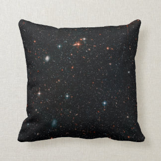 Young and Old Stars Found in Andromeda's Halo Throw Pillow