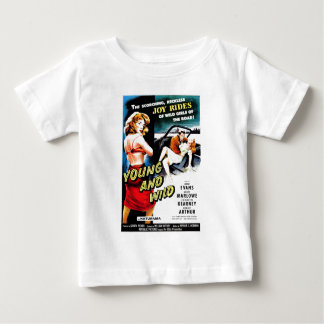 Young and Wild Baby T-Shirt