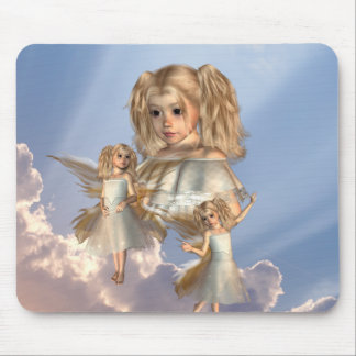 Young Angels  Mouse Pad