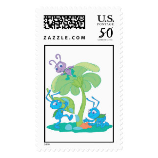 Young Ants From A Bug's Life Disney Postage