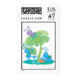 Young Ants From A Bug's Life Disney Stamp