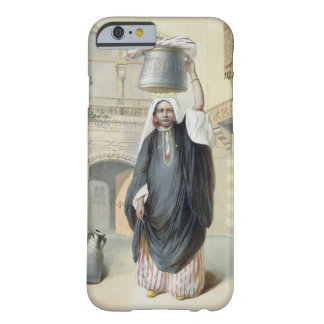 Young Arab Girl Returning from the Hammam in Cairo iPhone 6 Case