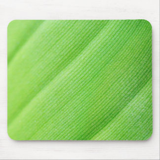 young banana leaf mouse pad