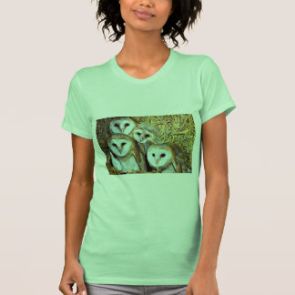 Young barn-owls t shirt