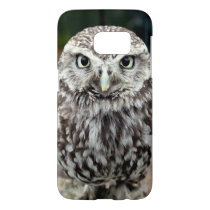 Young Barred Owl Photograph Samsung Galaxy S7 Case
