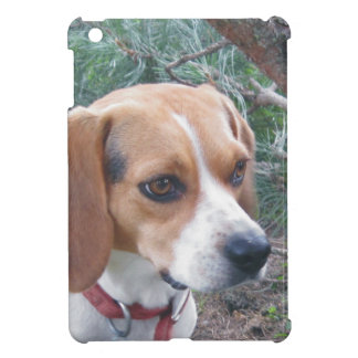 Young Beagle In Woods iPad Mini Covers