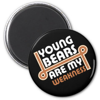 Young bears are my weakness magnet