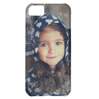 Young beautiful housing iPhone 5C covers