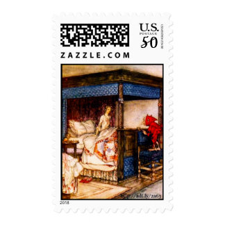 Young Beckie Postage Stamps