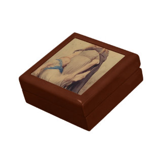 Young Beggar by Gustave Dore Gift Box