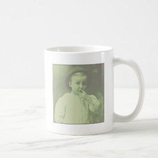 Young Bowler Coffee Mug