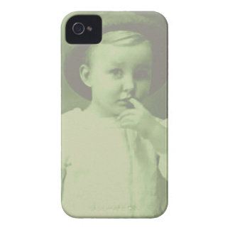 Young Bowler iPhone 4 Cover