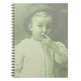 Young Bowler Notebook