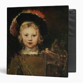 Young Boy in Fancy Dress, c.1660 (oil on canvas) Vinyl Binders