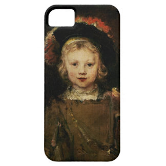 Young Boy in Fancy Dress, c.1660 (oil on canvas) iPhone 5 Cases