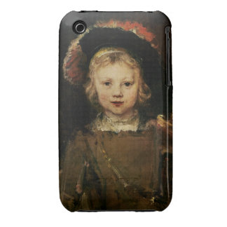 Young Boy in Fancy Dress, c.1660 (oil on canvas) iPhone 3 Cases