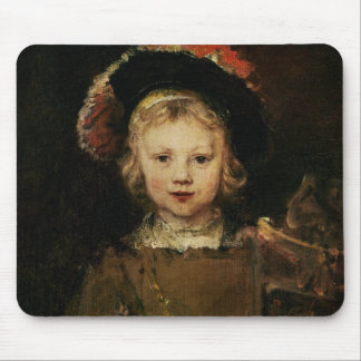 Young Boy in Fancy Dress, c.1660 (oil on canvas) Mouse Pad