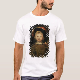 Young Boy in Fancy Dress, c.1660 (oil on canvas) T-Shirt