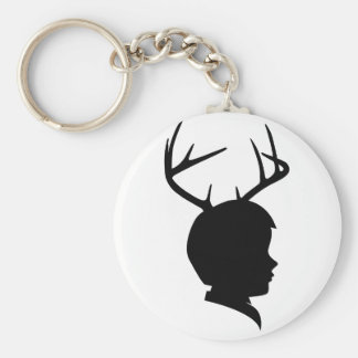 Young Buck Keychain