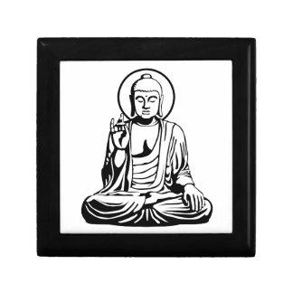 Young Buda No 1 black Caja De Joyas