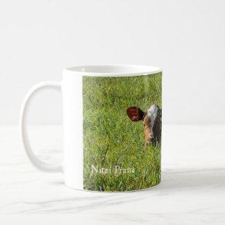Young Bull Mug