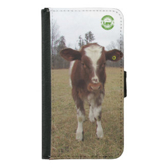 Young Bull Wallet Case