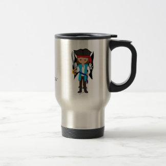 Young Captain Thaddeus Treasuretaker Mug