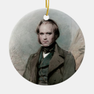 Young Charles Darwin Atheist A  Ornament