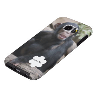 young chimpanzee 02 samsung galaxy s6 cases