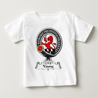 Young Clan Crest Baby T-Shirt