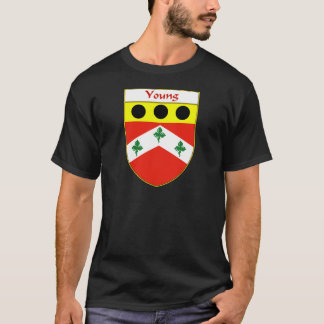 Young Coat of Arms/Family Crest T-Shirt