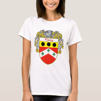 Young Coat of Arms (Mantled) T-Shirt