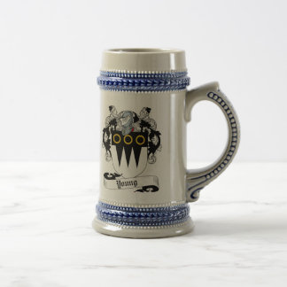 Young Coat of Arms Stein - Family Crest