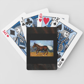 Young Colt Design 1 Bicycle Playing Cards