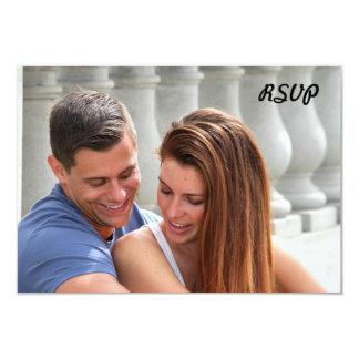 Young Couple Bridge Card