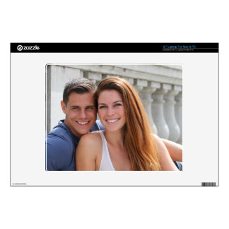 Young Couple Bridge Skin For Laptop