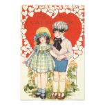 Young Couple Heart Hearts Daisy Art Photo