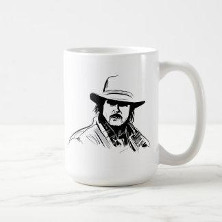 Young cowboy coffee mug