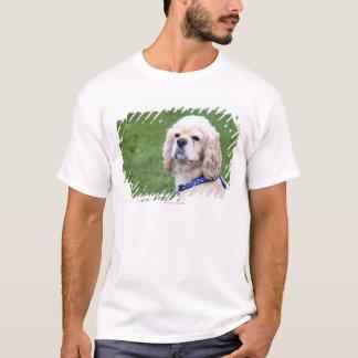 Young cute dog posing. T-Shirt
