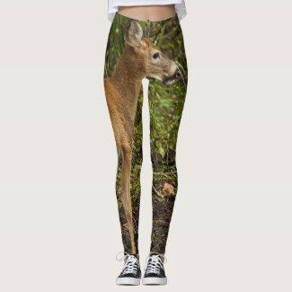Young Deer Leggings